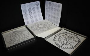 Mandalas by Lisa Borstlap